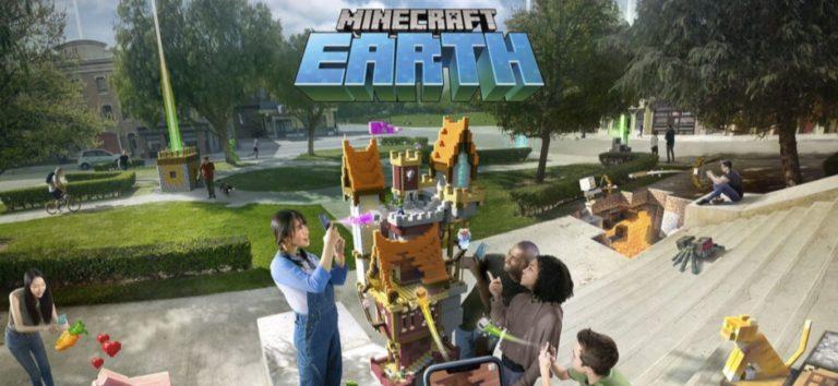 Minecraft Earth Rilis di Banyak Negara pada Oktober 2019