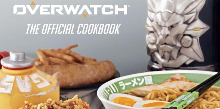 Yeaay! Sekarang Ada Buku Resep Masakan Overwatch