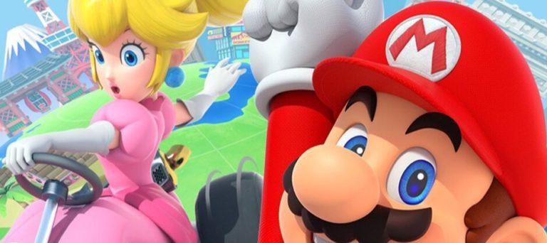 Mario Kart Tour Jadi Game Mobile Tersukses Nintendo