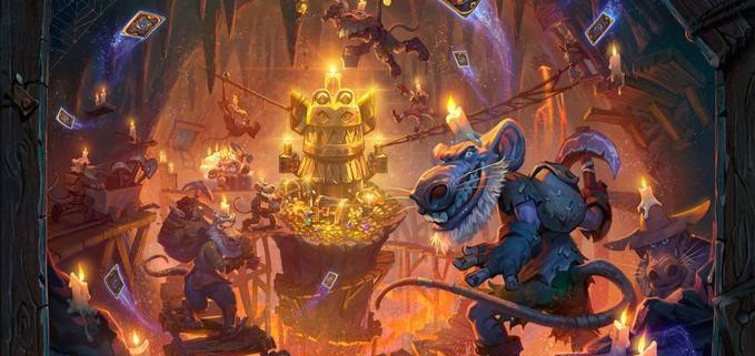 Kongres AS Surati Blizzard soal Hukuman Pemain Hearthstone