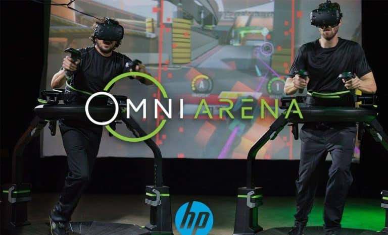 HP dan Virtuix Sponsori Turnamen VR eSports Senilai Rp 1,4 Miliar