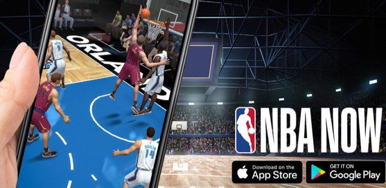 Game NBA Now Bisa Dimainkan di Android dan iOS
