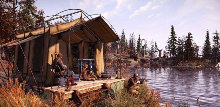 Pemain Game Fallout 76Bisa Bermain di Server Private