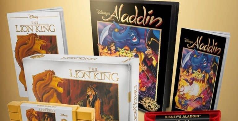 Katrid Game Lawas Aladdin dan Lion King Segera meluncur