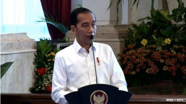 Presiden Jokowi Teknologi AI