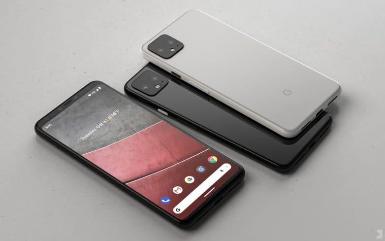 Kamera Google Pixel 4