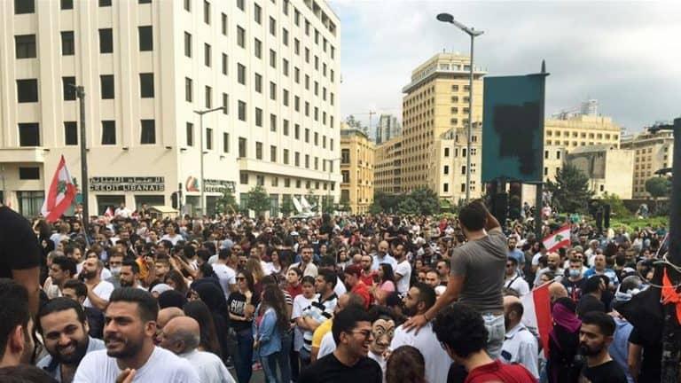 Didemo Warga, Pemerintah Lebanon Batalkan Pajak WhatsApp
