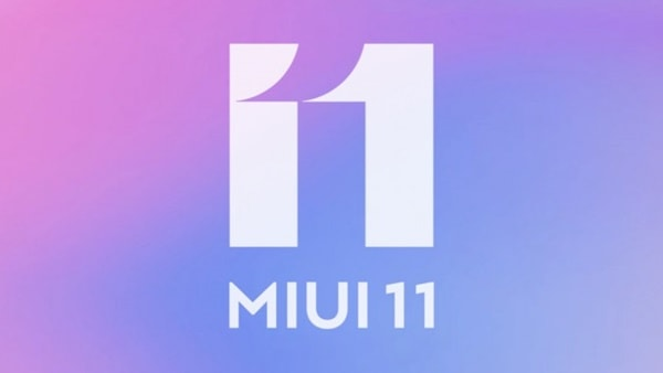 MIUI 11 iPhone SE Android
