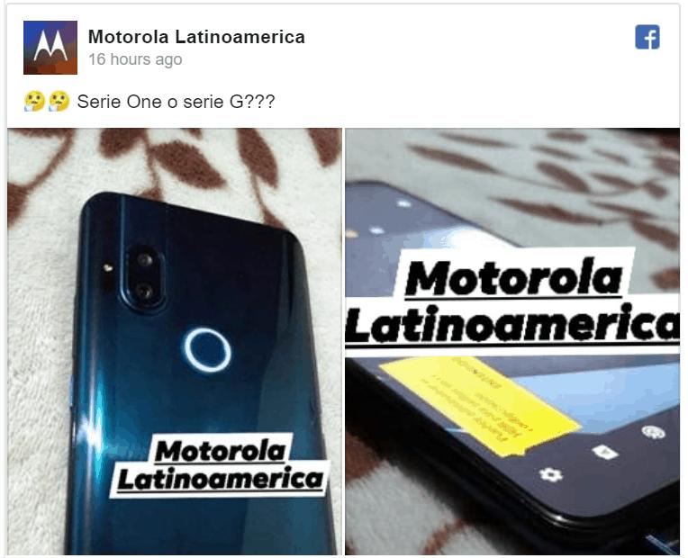 Motorola juga Siapkan Smartphone dengan Kamera Pop-up?