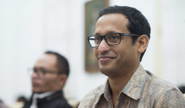 Bos Gojek Muncul di Istana Negara, Siap Jadi Menteri?