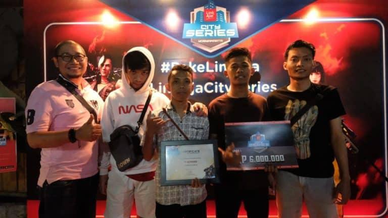 Free Fire LinkAja City Series Hadir di Yogyakarta
