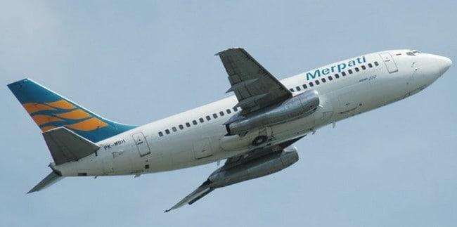 Dapat Suntikan Dana dari 10 BUMN, Merpati Airlines Siap Mengudara?