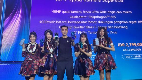 Sah! Redmi Note 8 dan Redmi Note 8 Pro Meluncur di Indonesia