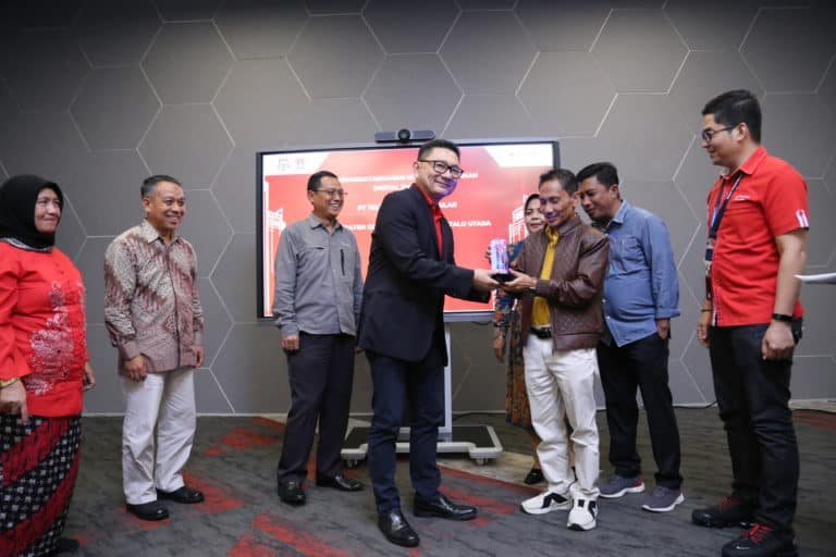 Telkomsel Jadikan Gorontalo Smart City Lewat FleetSight