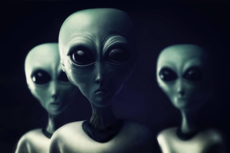 Teknologi Alien Mars