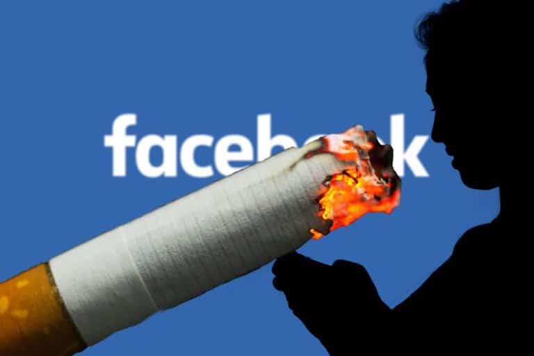 Pemilik Majalah Time Samakan Facebook dengan Rokok