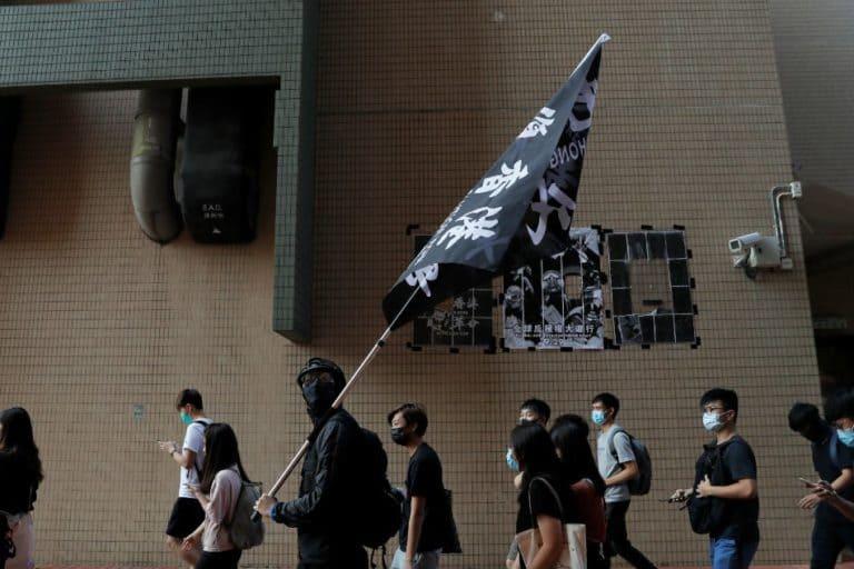 Koran Partai Komunis China Kritik Apple soal Aplikasi Demonstrasi Hong Kong