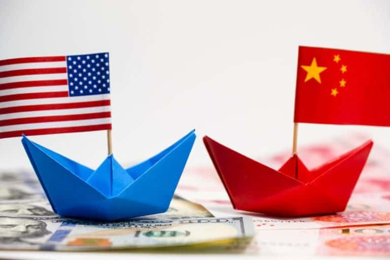 """Silicon Valley Timur"" Mendapat Tuah Perang Dagang AS-China"