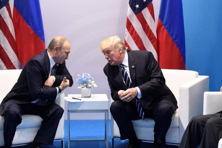 AS Cegah Campur Tangan Rusia pada Pilpres 2020