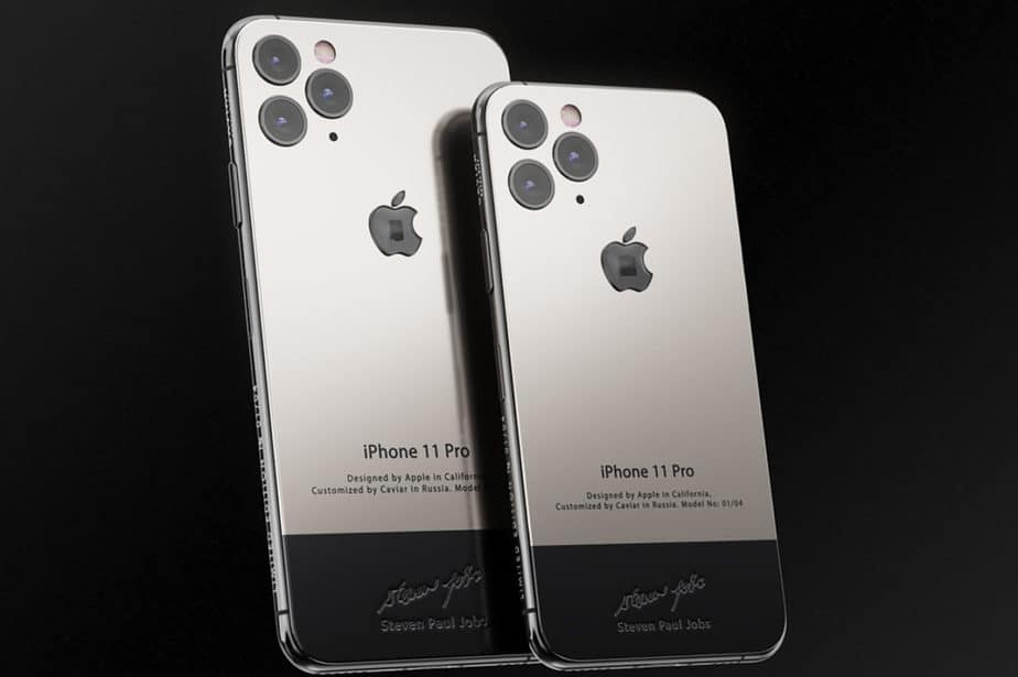 iPhone 11 Pro Superior Jobs