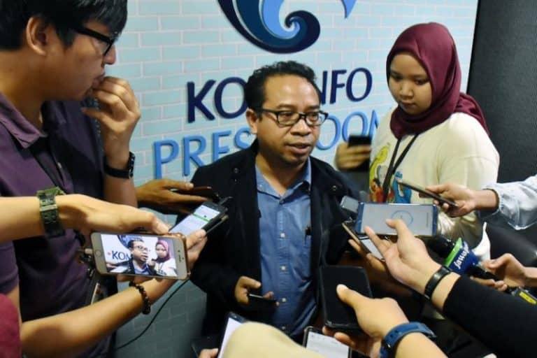 Ini Harapan Kominfo pada Anggota DPR RI yang Baru Dilantik