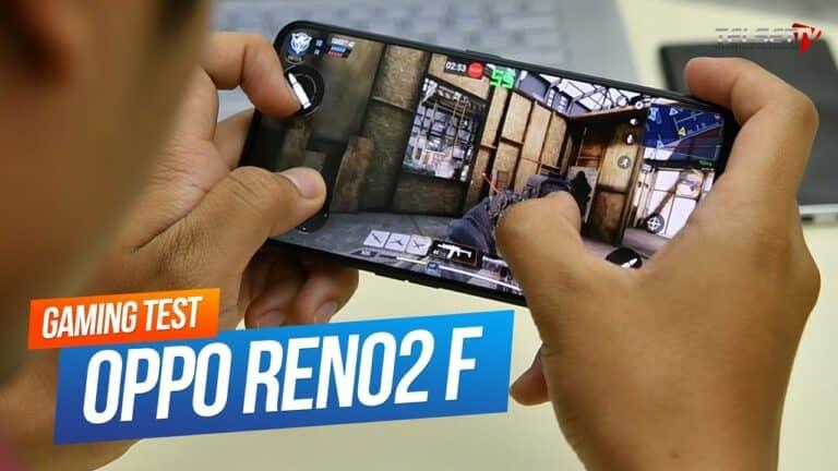 Oppo Reno2 F Gaming Test: Lancar Jaya