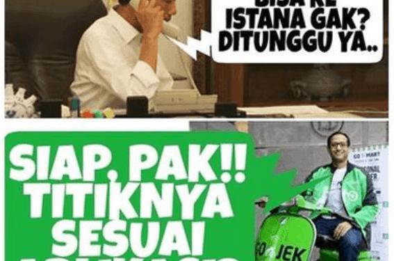 Nadiem Makarim Jadi Mendikbud, Begini Reaksi Kocak Warganet
