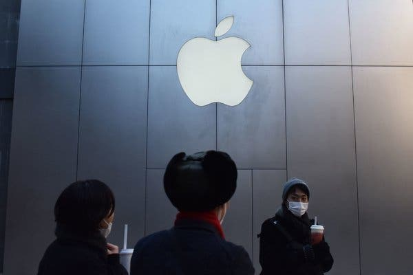 "Amerika-China ""Damai"", Saham Apple Langsung Meroket"