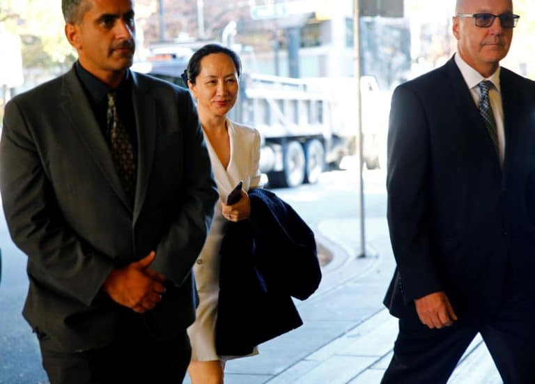 Pengacara Bos Huawei Cari Bukti Penyalahgunaan Wewenang