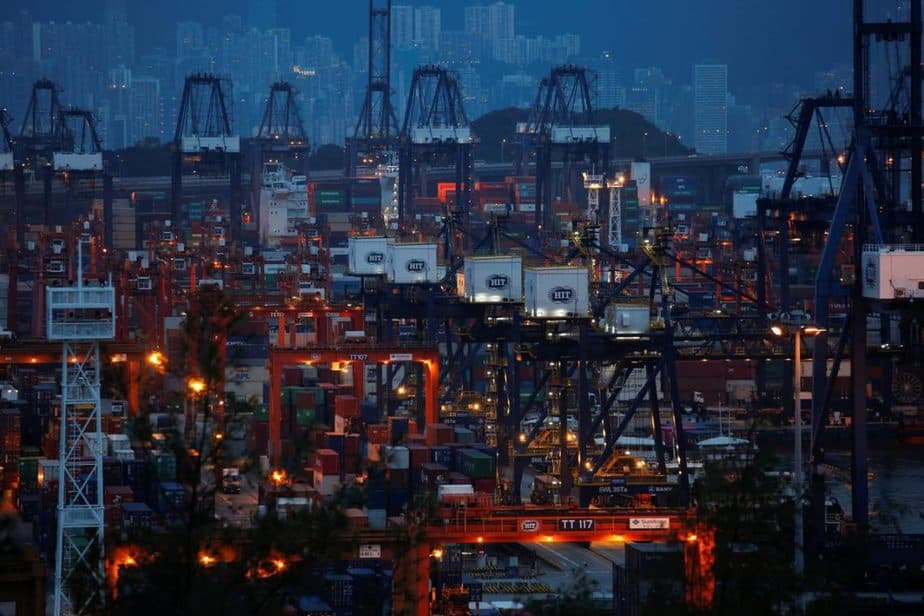 Pelabuhan Asia