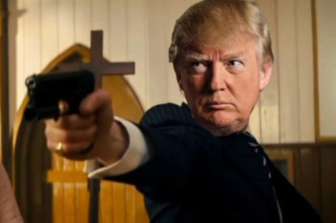 Gedung Putih Protes Video Penembakan Donald Trump di YouTube