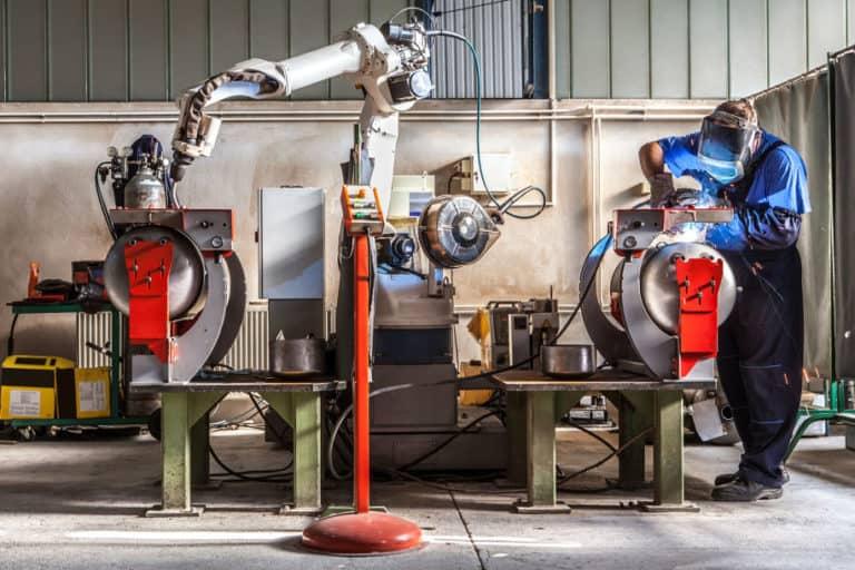 10 Tahun Lagi, Manusia dan Robot akan Rebutan Tempat Kerja
