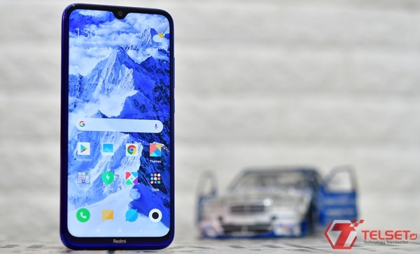 Review Redmi Note 8
