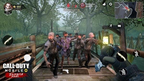 Cara Main Lawan Zombie di COD Mobile, Berani?