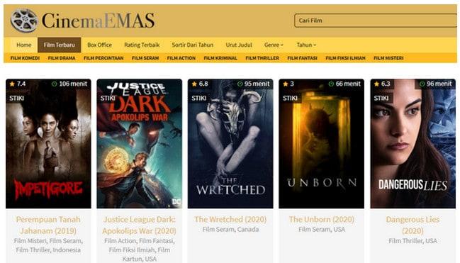 Pengganti Indoxxi 10 Situs Nonton Film Online Gratis 2020 Telset Id