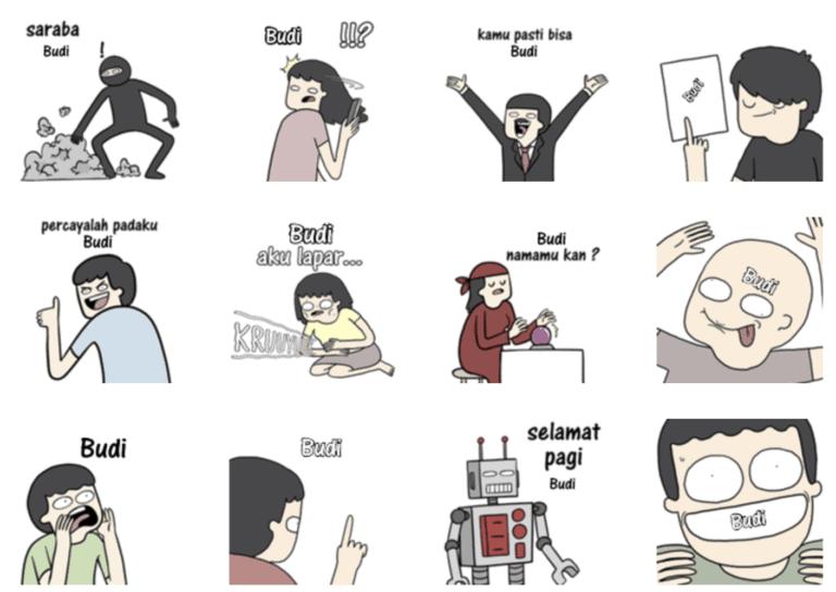 Yeayy!! Kini Pengguna Line Bisa Bikin Stiker Sendiri