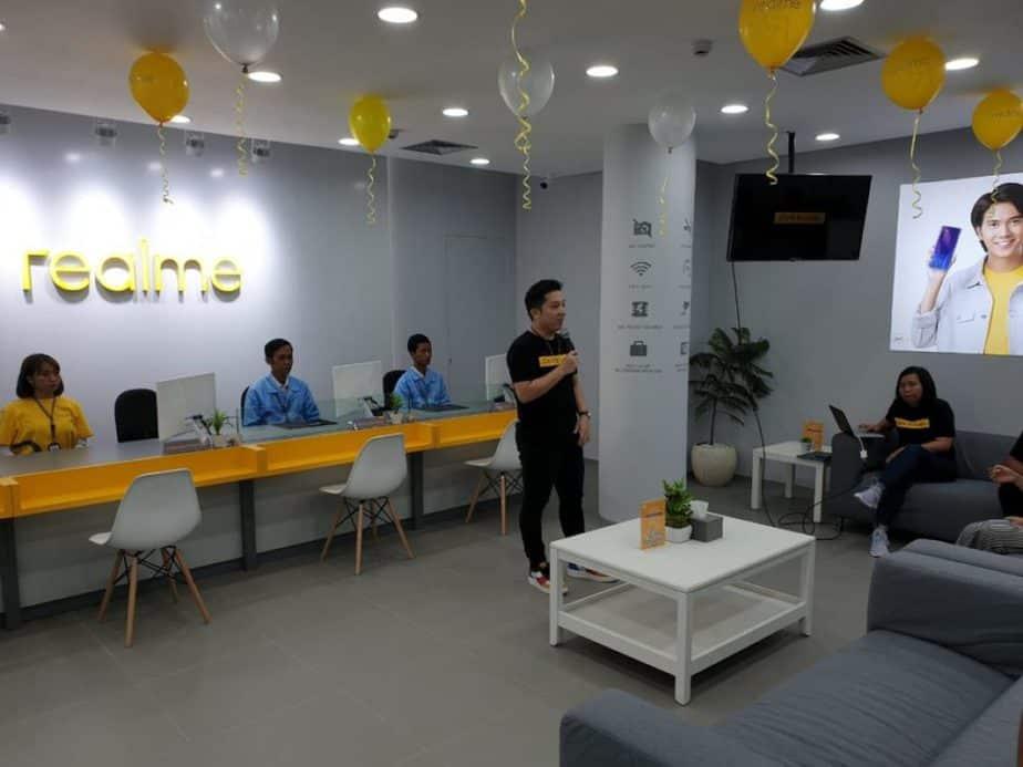 Official Service Center Realme