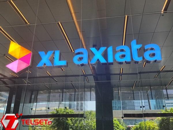 Pendapatan XL Axiata