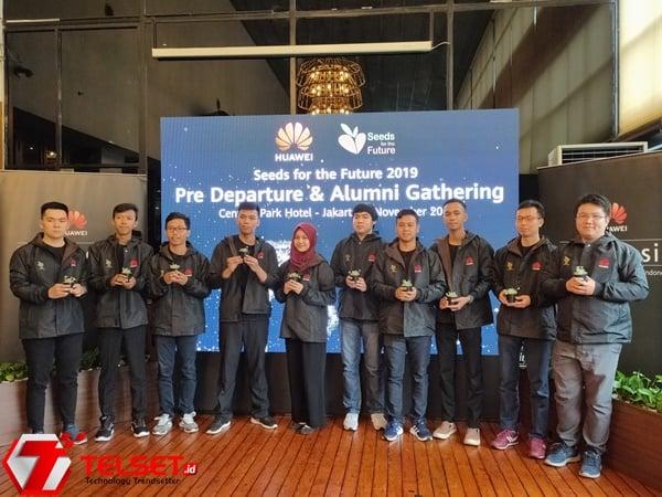 Mahasiswa Indonesia Huawei