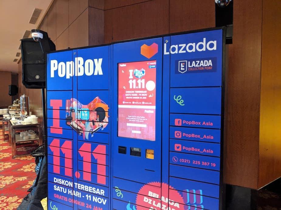 Loker Popbox Lazada