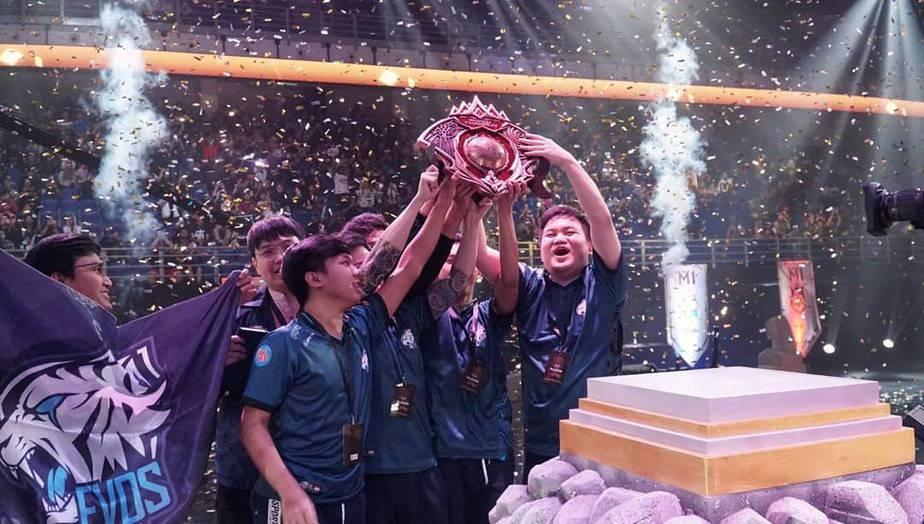 Evos Esports Juara Dunia Mobile Legends