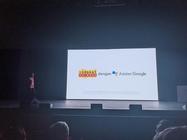 Akses Google Assistant Tanpa Internet Pakai IM3 Ooredoo 696