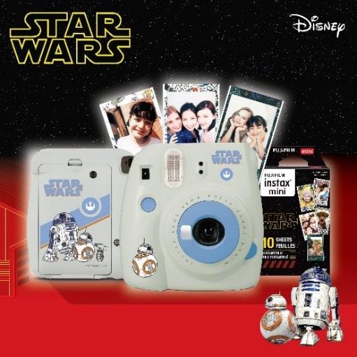 Instax Mini 9 Star Wars