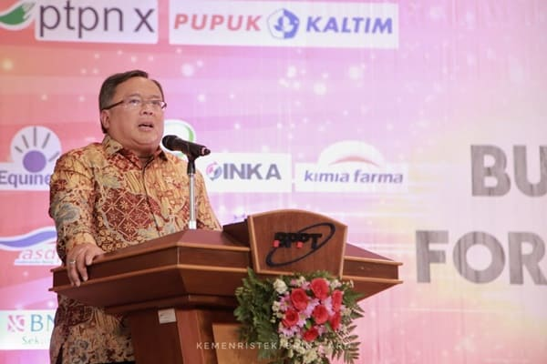 Menristek Yakin Indonesia Punya 2 Unicorn Baru di 2020