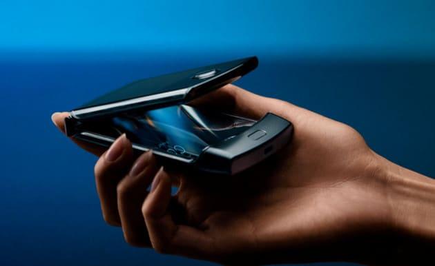 Huawei Siapkan Pesaing Motorola Razr?