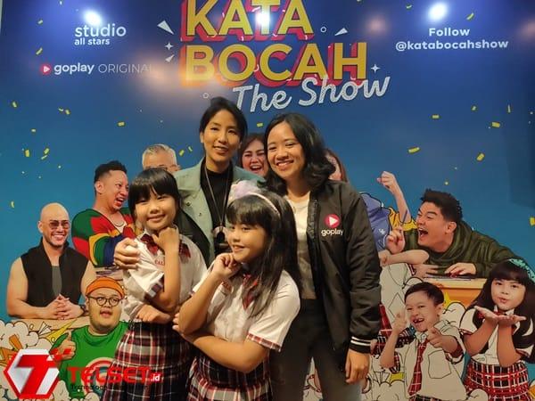 """Serial """"Kata Bocah The Show"""" Kini Tayang di GoPlay"""