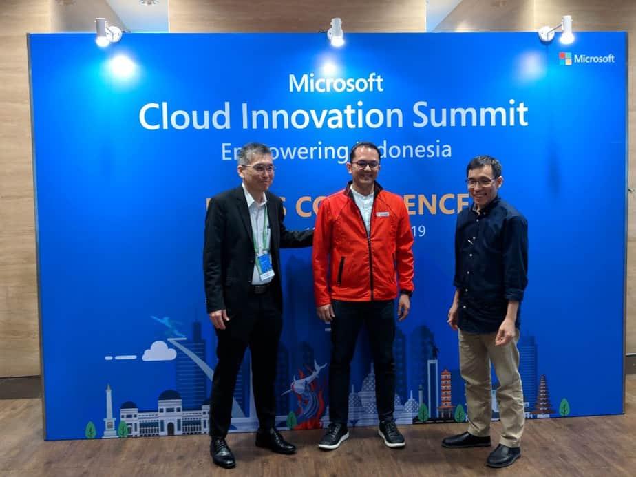 layanan cloud Microsoft