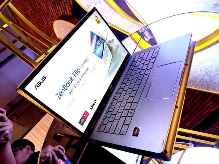 ZenBook Terbaru Pakai AMD Ryzen, Asus: Biar Murah