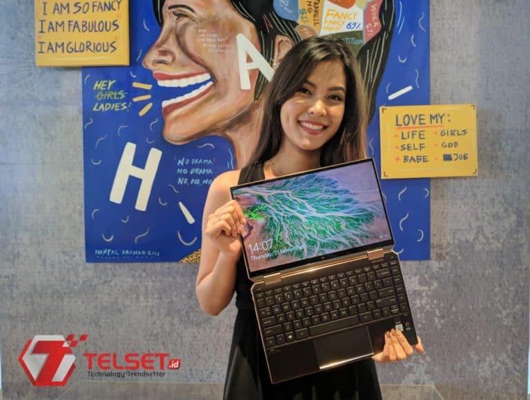 Generasi Terbaru HP Spectre x360 Mendarat di Indonesia