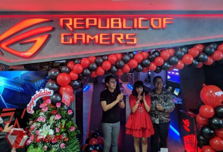 Asus Resmikan ROG Store di Mall Ambassador
